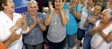 DIF Municipal recibió a grupo de mujeres de la tercera edad de Coahuila
