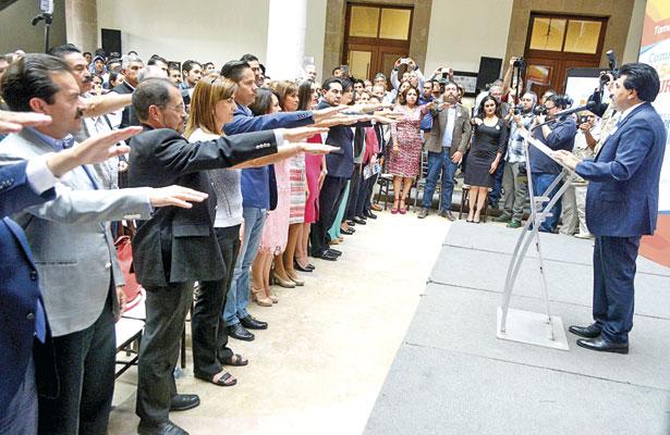 Fiestas de la ciudad reflejarán unidad de los duranguenses