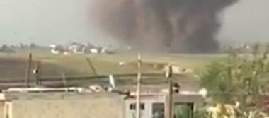 [Video] Impactante tornado arrasa en el norte de Tamaulipas