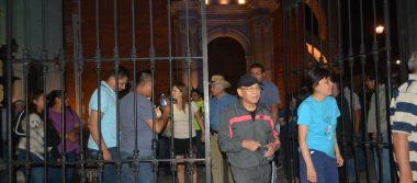 Desaprueban altercado del domingo en el Edificio Central de la UJED