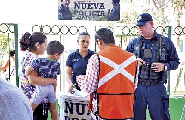 Academia de Policía, con 500 solicitudes de ingreso: A. Rodríguez