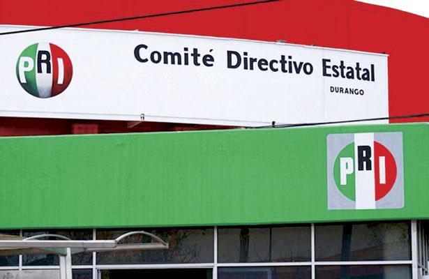 Exgobernadores piden al CEN del PRI delegado para elegir directivos estatales