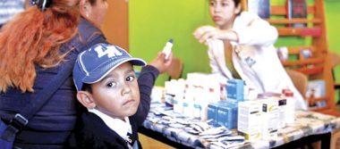 Ha atendido SS 2,137 niños deshidratados