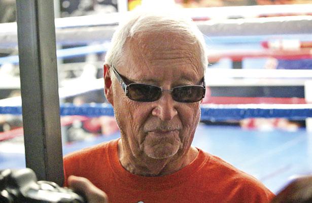 Promueve el box en Durango, Alan Tramblay