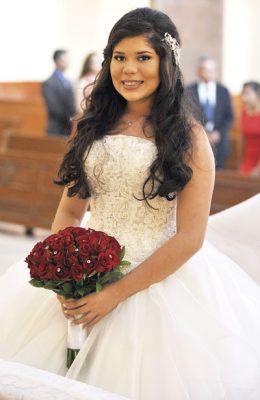 Galilea Karime, linda quinceañera
