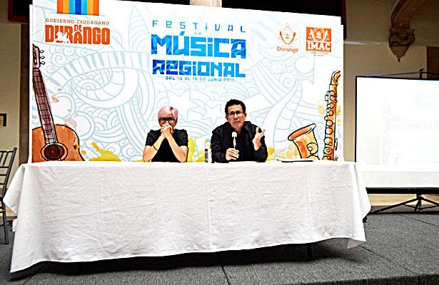 """""""El Arpa en Durango"""" dentro del Festival de Música Regional"""