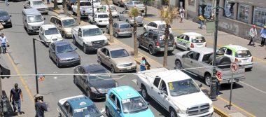 Durango, sobresaturado en oferta de taxis: Medina