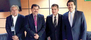 Acuerdan Enríquez y SAE apoyar y dar agilidad a propuestas de municipios