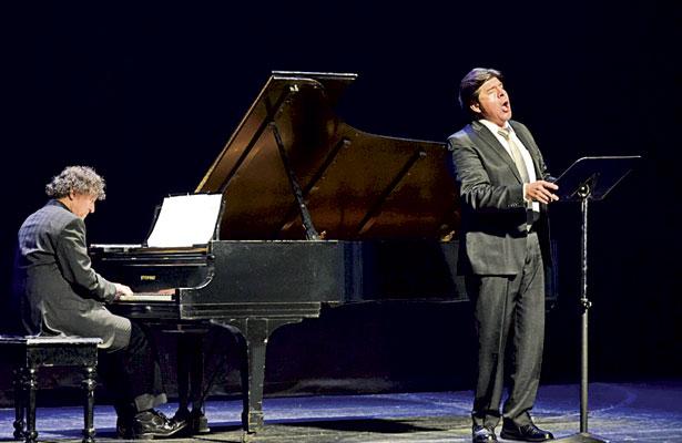Cantantes de Bellas Artes en Durango