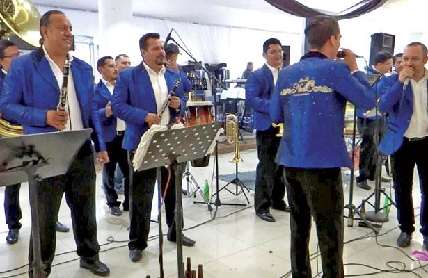 Este sábado, Banda Novillo en el Festival de Música Regional