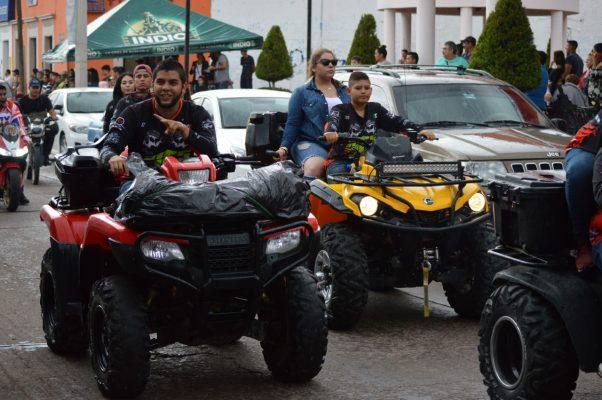 Realizan la tercera edición de Motofest en S.P.