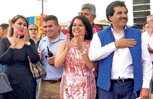Más de 260 mil personas disfrutaron las Fiestas de la Ciudad: Ana B. González