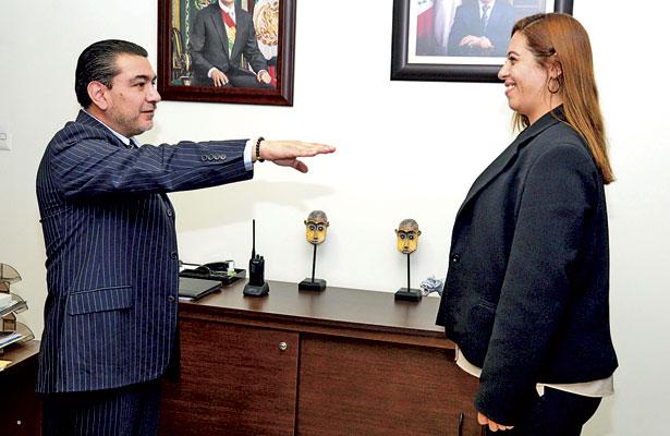 Asume Vicente Reyes presidencia de JLCyA