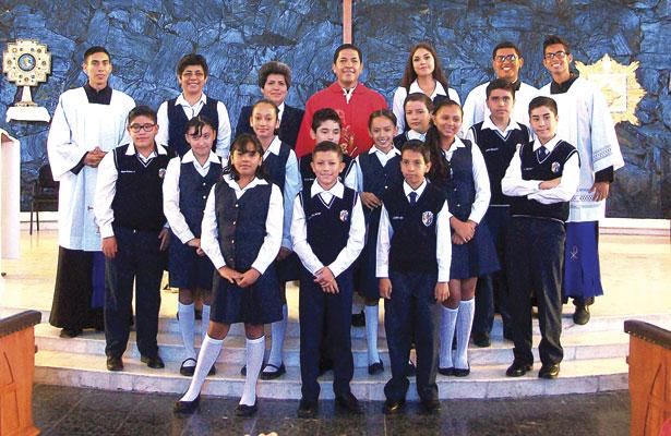 """Graduación de primaria del colegio """"Motolinía"""""""