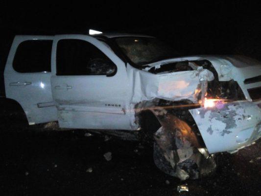 Accidente en la libre Durango – Mazatlán
