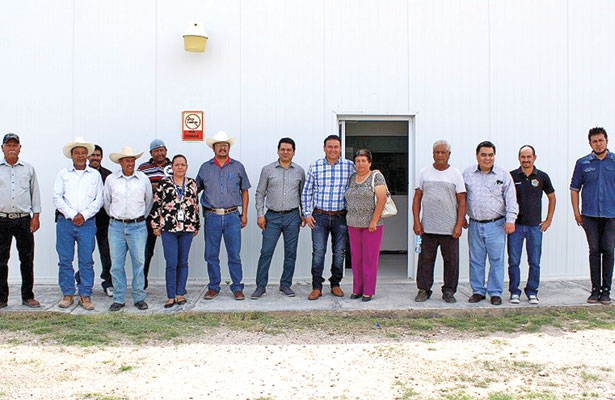 Muy factible el proyecto del orégano en Cuencamé: Alcalde