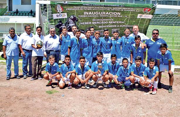 Baja California campeón