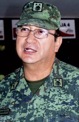Deja el General Díaz Organitos el MELL