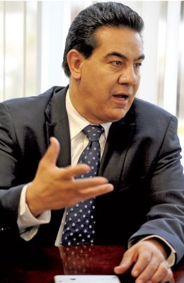 Benítez Ojeda, virtual presidente del PRI