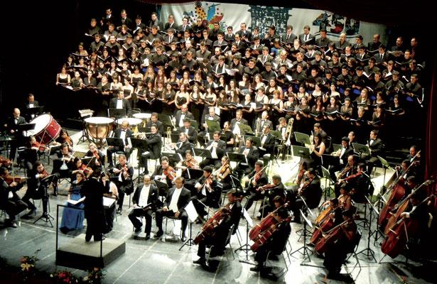 La opera será el primer evento del Festival Revueltas