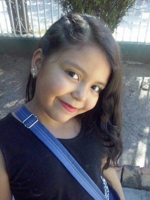 CD. VICENTE GUERRERO, Dgo. (OEM).- Toda dulzura y candor lo es nuestra lindísima pequeñita de la semana Sheyla Guerrero Lara.