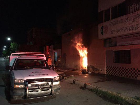 Incendio en casa habitación en G.P.