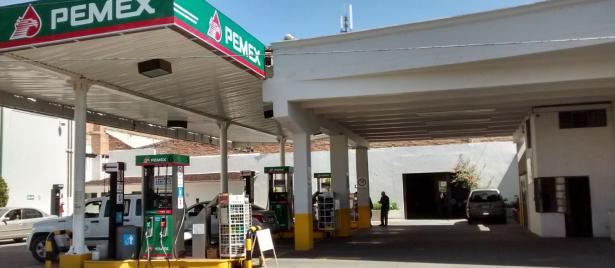 Existe venta ilegal de gasolina en Durango