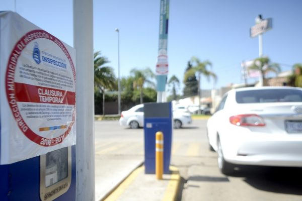 Se ampara Paseo Durangoy activa su estacionamiento