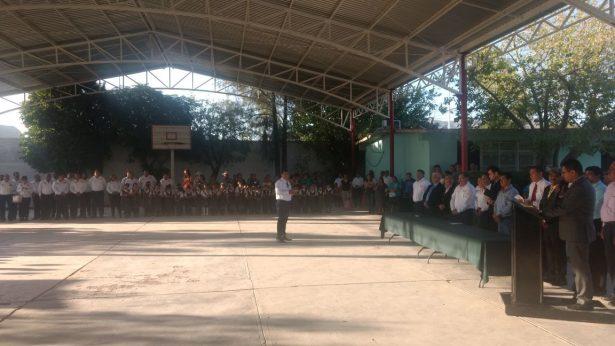 Solo asistió a la escuela el 50% de los alumnos de Gómez Palacio