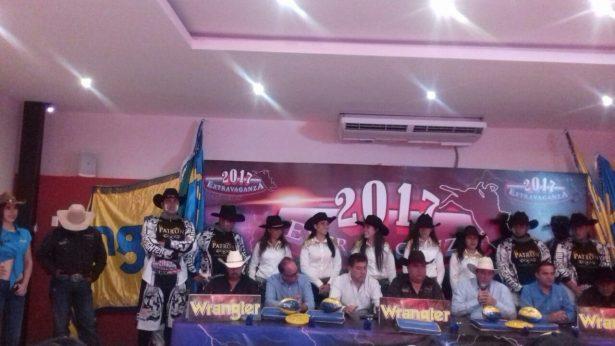 Presentan rodeo Extravaganza 2017