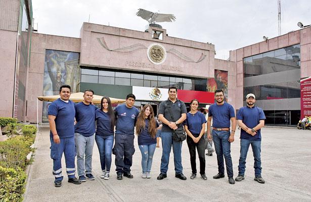 Rescatistas y paramédicos de Gómez viajan a México