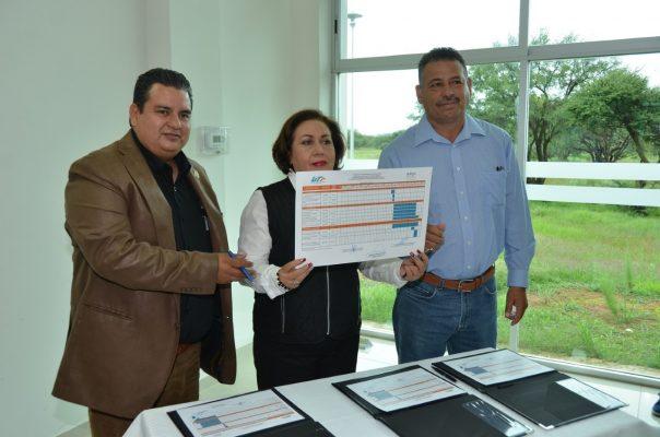Firman en la UTP el Programa Anual de Trabajo de Fortalecimiento a la calidad educativa