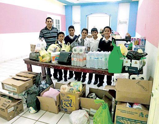 Con buena respuesta,los centros de acopioinstalados en Canatlán