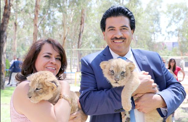 Le apuesta Municipio a la conservación del zoológico Sahuatoba