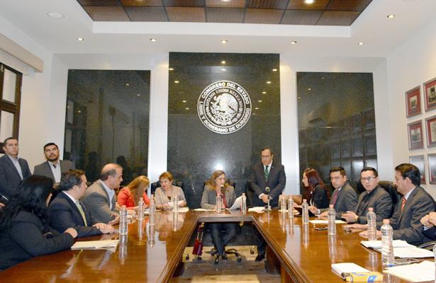 Importantes ahorros en el manejo de los recursos: Díaz Medina
