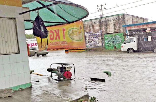 Se atendieron con prontitud, contingencias por lluvias: SPM