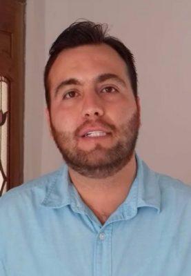 Se registra Jacob Martínez como candidato único al PAN de Canatlán