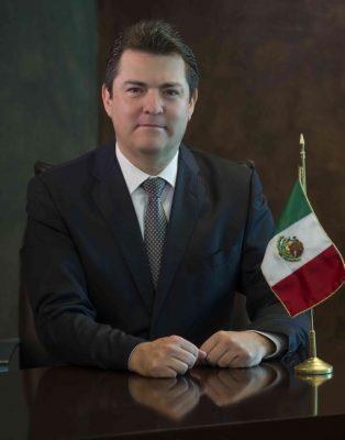 Designan a Javier Mier como nuevo magistrado presidente del TEED
