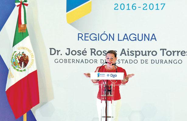 Aispuro ha transformado La Laguna: Herrera Ale