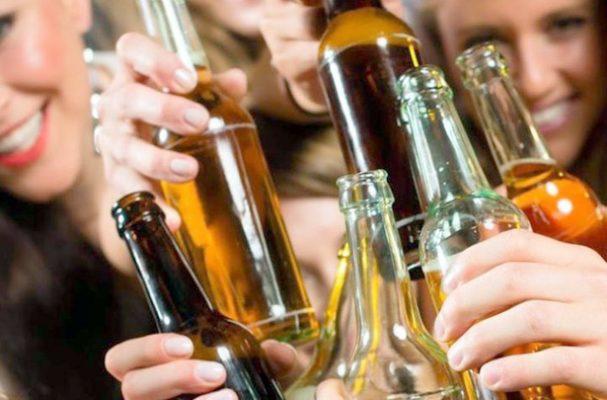 Durango, segundo lugar en consumo de alcohol en menores