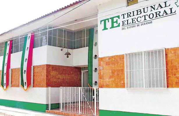 Da voto de confianza PAN a nuevo titular del Tribunal Electoral