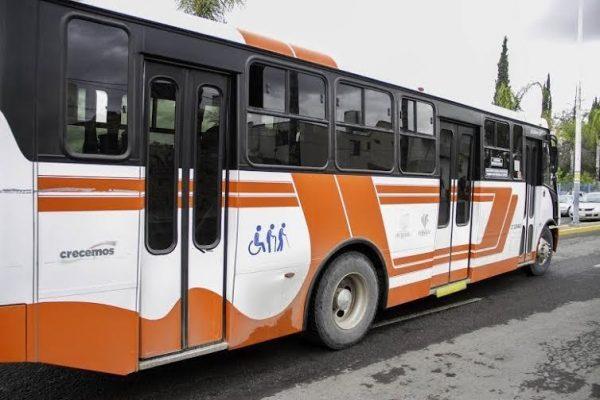 """Sancionan a choferes delos autobuses """"naranja"""""""