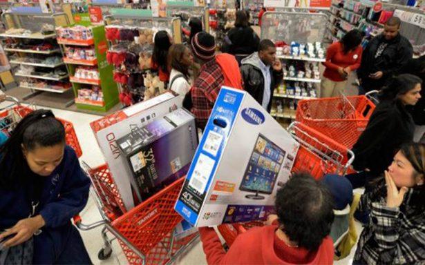 Crece consumo privado 3.4 % anual en junio