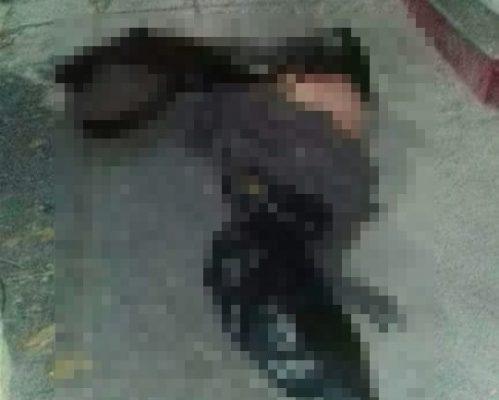 """Encuentran una """"embolsada"""" en Gómez"""