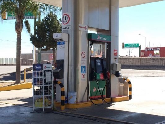 Garantiza Pemexel abasto decombustibles