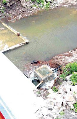 Denuncia presa mal construida en San Juan del Rio