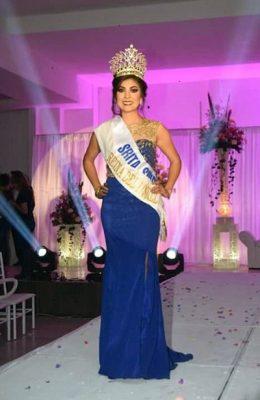 Katia Yosyani Castañeda, nueva reina del ITSRLL