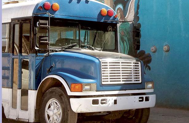 En rezago, 68% del transporte maquilador