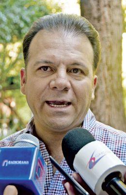 Un error haber aceptado a Benítezcomo coordinador: Esteban Villegas