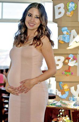 El baby shower de Fernanda
